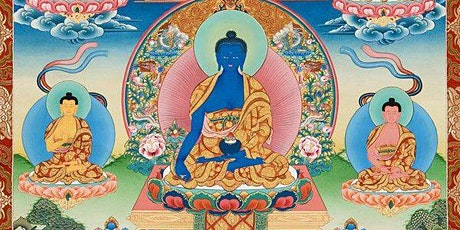 Medicine Buddha Puja (ONLINE) tickets