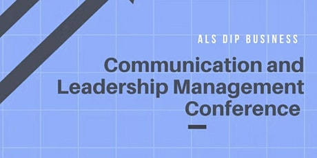 Communication and leadership management tickets