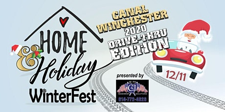 Canal Winchester Winterfest -  Santa Visit + VIP Entry Passes (5PM-  8PM) tickets