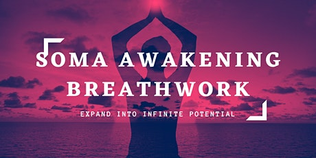 SOMA Awakening Breathwork (1 hour session) tickets