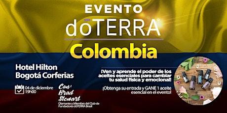 Evento dōTERRA en Colombia entradas
