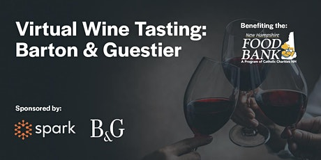 Virtual Wine Tasting: Barton & Guestier - Hosted by Spark Offices tickets