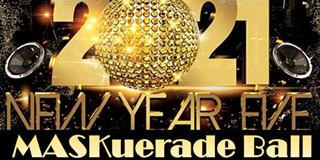 2021 New Year's Eve Masquerade Ball tickets