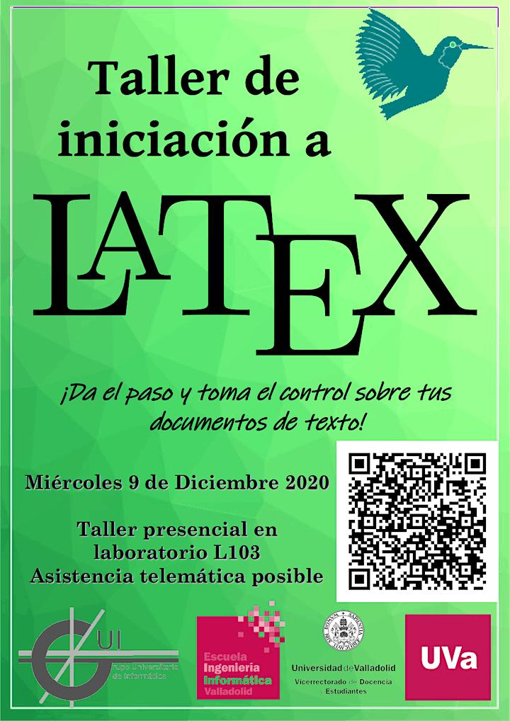 Imagen de Taller de introdución a LaTeX