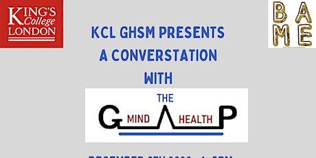 GHSM UG Student Workshop- Mind the Health Gap tickets