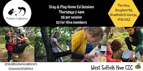 Home Ed Family Outdoor Stay and Play Sessions tickets