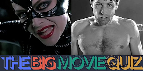 THE BIG MOVIE QUIZ  - Tuesday 8th December @ 8pm - 1990s BATMAN  - BOXING tickets