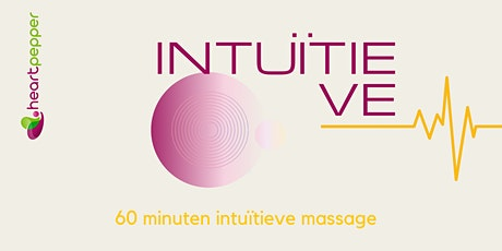 Intuïtieve Massage tickets