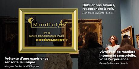 Mindful Art (online): Se Relier à l'Art •Da Vinci• Marjan Abadie (FR) billets