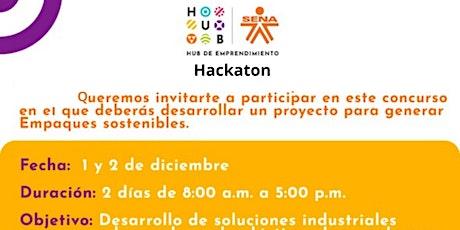 Hackaton del Hub de Emprendimiento del SENA -- Reducción de Uso de Plástico entradas