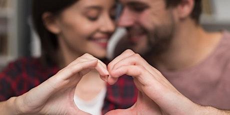 Webinar gratuito: Cómo encontrar tu pareja ideal 19hs entradas