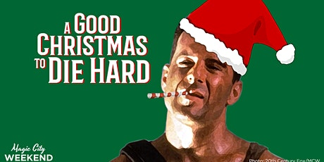 Great Christmas  Drive -In Cinema  Sutton Coldfield   - Die Hard tickets