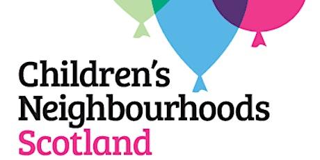Children's Neighbourhoods briefing session tickets