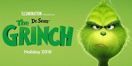 Christmas Drive-In Cinema - The Grinch - At The Slice of India -Derby tickets