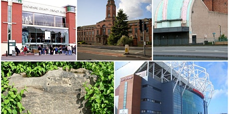 Zoom-in Talks: Discover STRETFORD & OLD TRAFFORD tickets