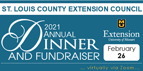 2021 St. Louis County Extension Council Annual Dinner & Fundraiser tickets