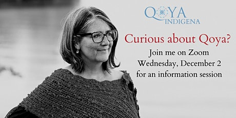 QOYA with Laurie Gosselin  Information Session Tickets