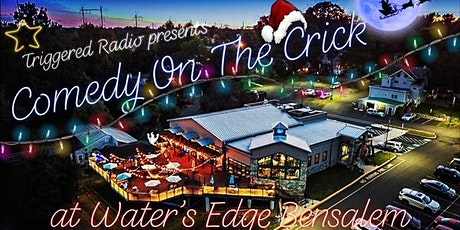 Triggered Radio presents: Comedy on the Crick! tickets
