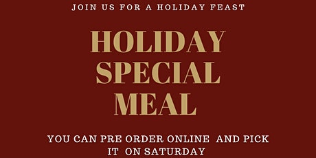 Holiday Feast tickets