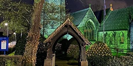 8am  Traditional Communion Service. St Philip & St James Church Alderley . tickets