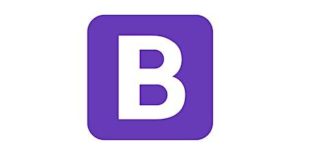 4 Weekends Only Bootstrap Training Course in Hemel Hempstead tickets
