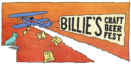 Billie's Craft Beer Fest 2021 billets
