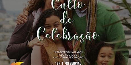CULTO DE CELEBRAÇÃO 29.11.2020