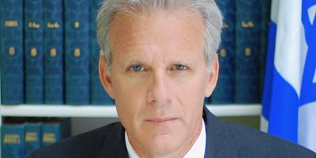 Author/Ambassador Michael Oren tickets
