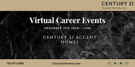 Northern Virginia Real Estate Career Seminar December 19th tickets