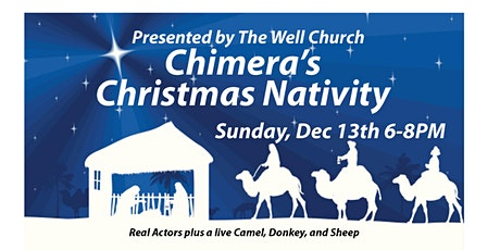 Live Christmas Nativity at Chimera Golf Club tickets