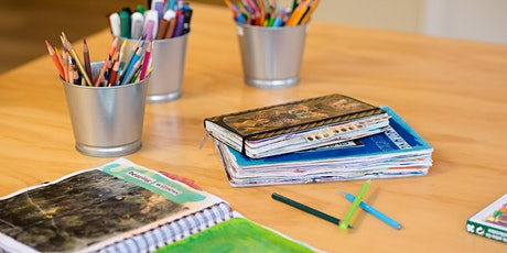 Visual Journaling: Self-Discovery through Creative Play, 3/13 - 4/17 tickets