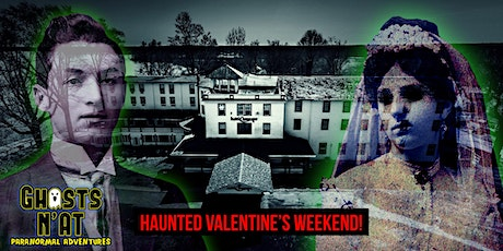 Valentine's Weekend Ghost Hunt & Stay at the Hotel Conneaut Sat. Feb. 13th tickets