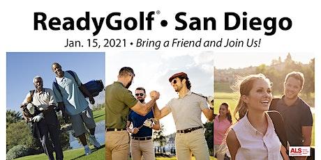 ReadyGolf® San Diego tickets