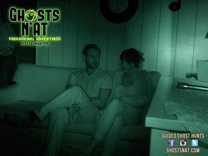 Ghost Hunt & Overnight Stay at the Hotel Conneaut | Friday March 12th image