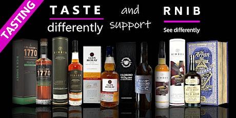 RNIB Charity Whisky Tasting biglietti