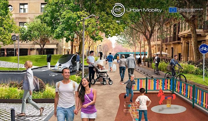 imagem Sessão de esclarecimento sobre a EIT Urban Mobility Academy