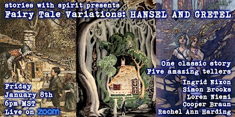 Fairy Tale Variations: HANSEL AND GRETEL tickets