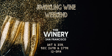 Sparkling Wine Weekend! tickets