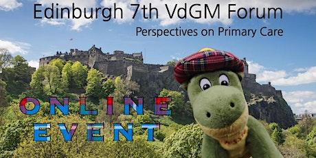 VDGM Edinburgh Forum - Online Event tickets
