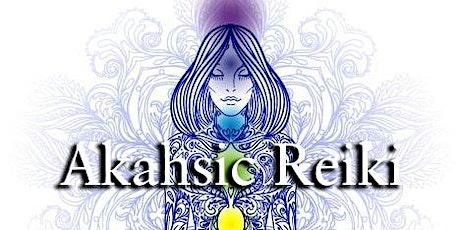 Akashic Usui Reiki Healing Tickets