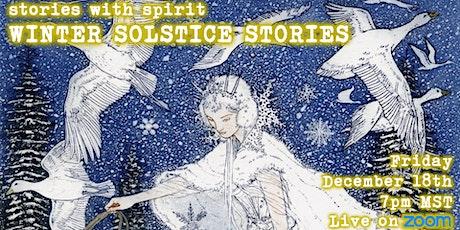 Winter Solstice Stories tickets