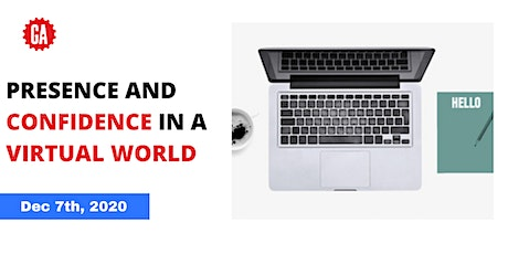 Presence and Confidence in a Virtual World tickets