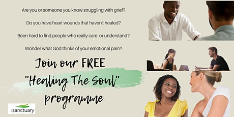 Healing The Soul Online Programme - 23rd & 30th January 2021 tickets