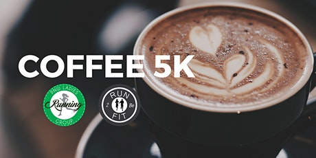 Coffee 5k Valentine's Day tickets