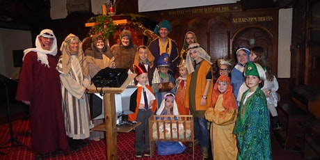 Harlow Baptist - Christmas Day service tickets