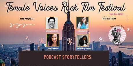 Podcast Storytellers tickets