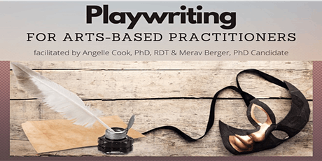 Playwriting for Arts-based Practitioners tickets