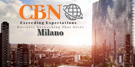 CBN Milano SPECIAL CHRISTMAS - business community biglietti