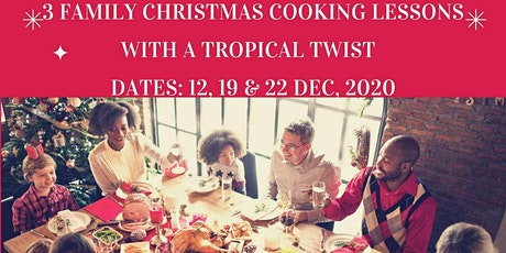 3 CHRISTMAS COOKING CLASSES FOR THE WHOLE FAMILY TO ENJOY tickets