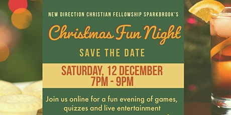Christmas Fun Night tickets
